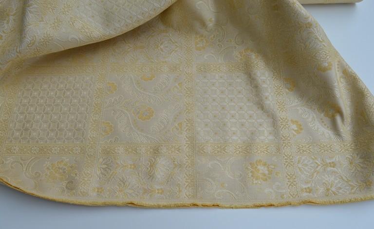 Tessuto per divani e tendaggi a metraggio broccatello rj